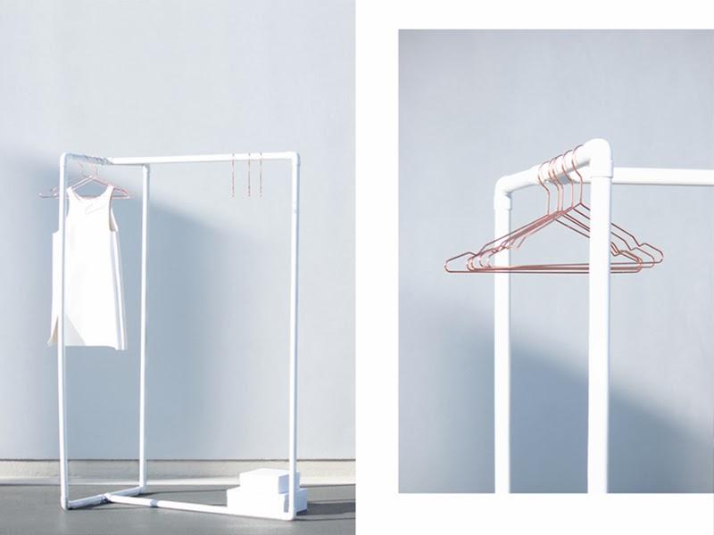 Alternativ garderobe ivania carpio aestheticsliving for Garderobe 2m